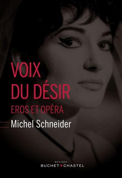 Voix du désir | Schneider, Michel (1944-....). Auteur