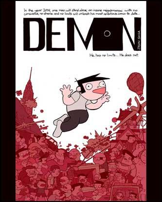 Démon Tome03 / Jason Shiga   Shiga, Jason, auteur