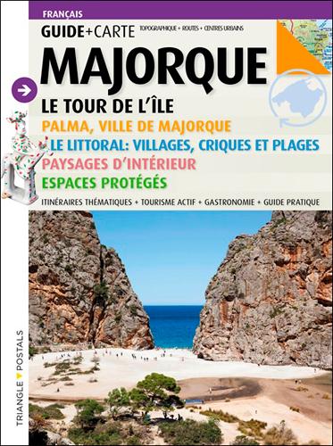 Majorque : le tour de l'île / Marga Font | Font, Marga. Auteur