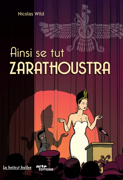 Ainsi se tut Zarathoustra | Wild, Nicolas, auteur