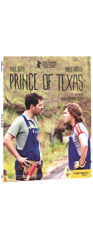 Prince of Texas / un film de David Gordon Green | Green, David Gordon. Metteur en scène ou réalisateur. Scénariste