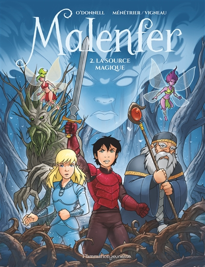 Malenfer. Vol. 2. La source magique