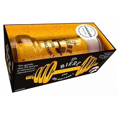 La bière, ça dés-haltère !