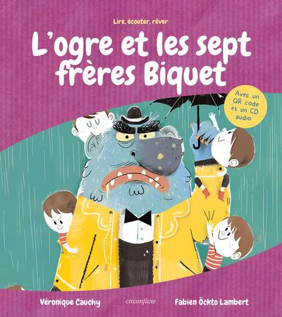 L'ogre et les sept frères Biquet