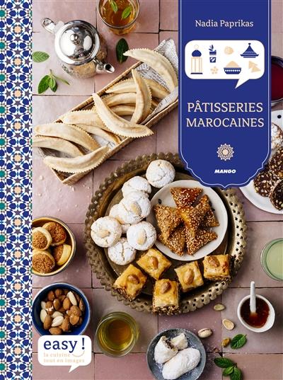 Pâtisseries marocaines | Paprikas, Nadia. Auteur
