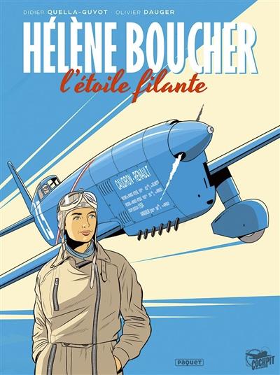 Hélène Boucher, l'étoile filante