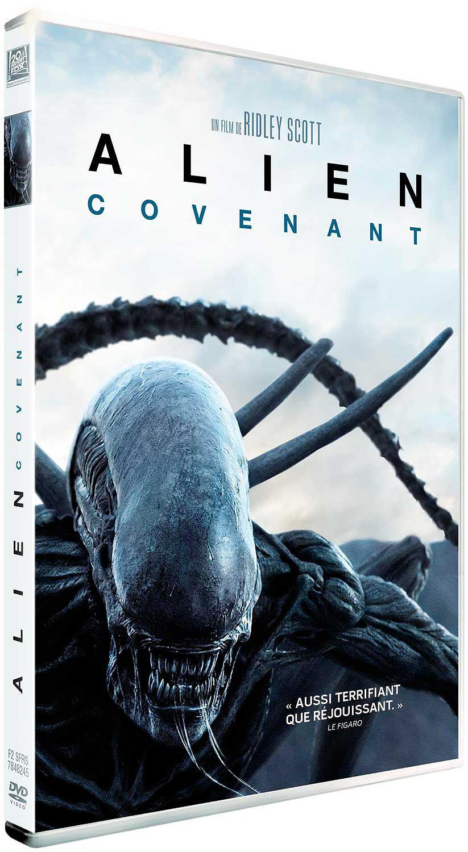 Alien : Covenant / Ridley Scott | Scott, Ridley. Monteur