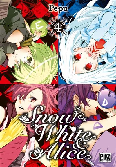 Snow White & Alice. Vol. 4