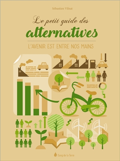Le petit guide des alternatives : l'avenir est entre vos mains | Vilnat, Sébastien (1977-....). Auteur