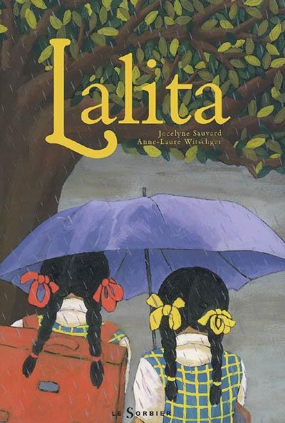 Lalita | Sauvard, Jocelyne. Auteur
