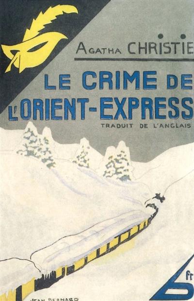 Le crime de l'Orient-Express. Murder on the Orient Express