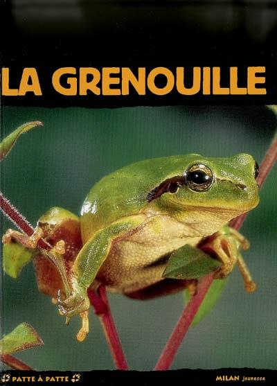 La Grenouille parfaite acrobate / texte et ill. Paul Starosta | Starosta, Paul (1947-....). Auteur. Illustrateur