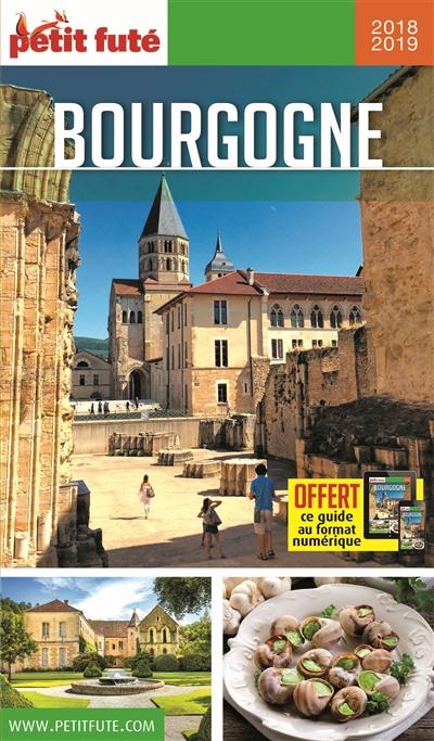 Couverture de : Bourgogne : 2018-2019