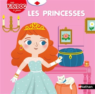Les princesses | Cocklico, Marion. Illustrateur