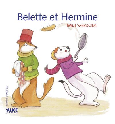 Belette. Vol. 2004. Belette et Hermine