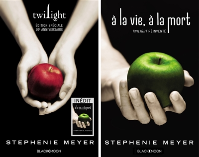 Twilight. A la vie, à la mort / Stephenie Meyer | Meyer, Stephenie (1973-....). Auteur