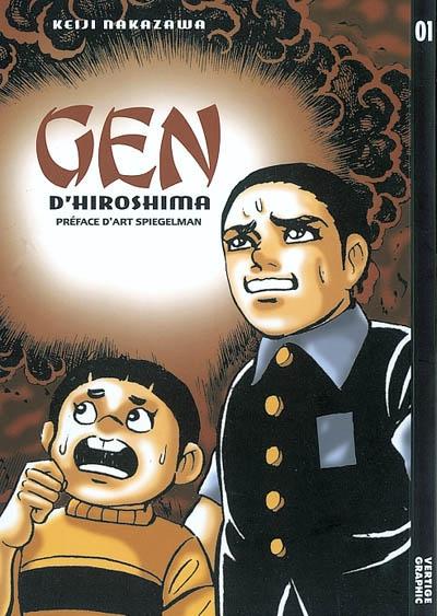 Gen d'Hiroshima.tome 1 | Nakazawa, Keiji (1939-2012). Auteur