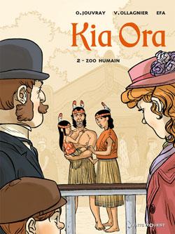 Kia Ora. Vol. 2. Zoo humain