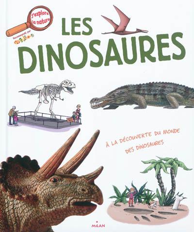 dinosaures (Les) | Lignereux, Yves Guy (1952-....). Auteur