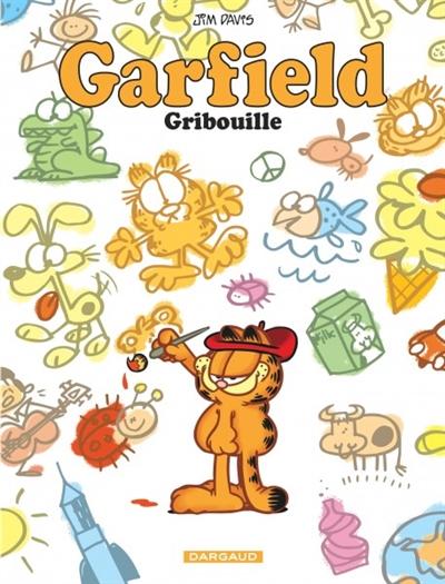 Garfield. Vol. 69. Garfield gribouille