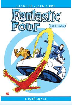 Fantastic Four -   1961-1962 | Lee, Stan (1922-....)