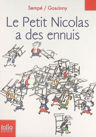 Le petit Nicolas a des ennuis / René Goscinny | Goscinny, René (1926-1977). Auteur