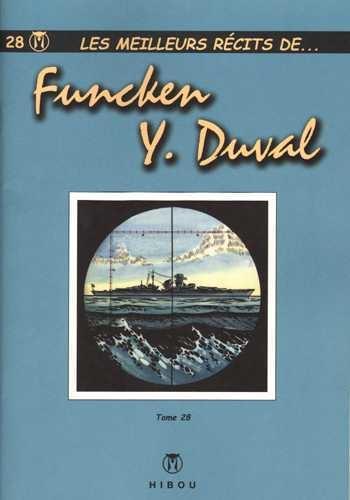 Les meilleurs récits de.... Vol. 28. Les meilleurs récits de Funcken, Y. Duval