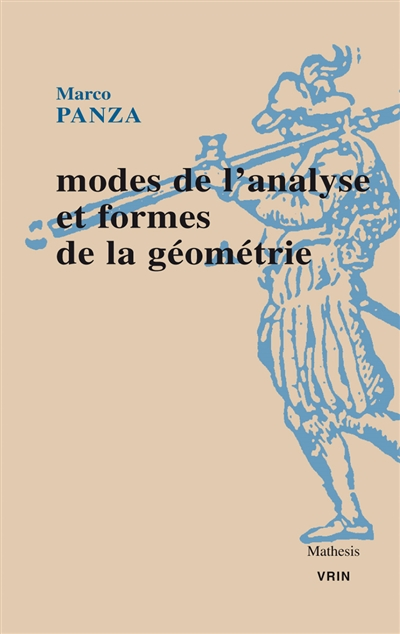 Modes de l'analyse et formes de la géométrie
