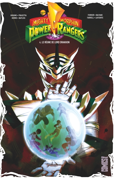Power Rangers : mighty morphin. Vol. 4. Le règne de Lord Drakkon
