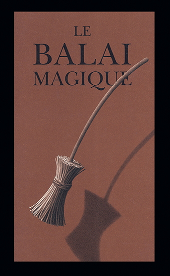 Le Balai magique / Chris Van Allsburg | Van Allsburg, Chris. Auteur