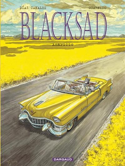 Blacksad. Vol. 5. Amarillo