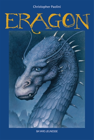 L' héritage. 1, Eragon / Christopher Paolini | Paolini, Christopher. Auteur