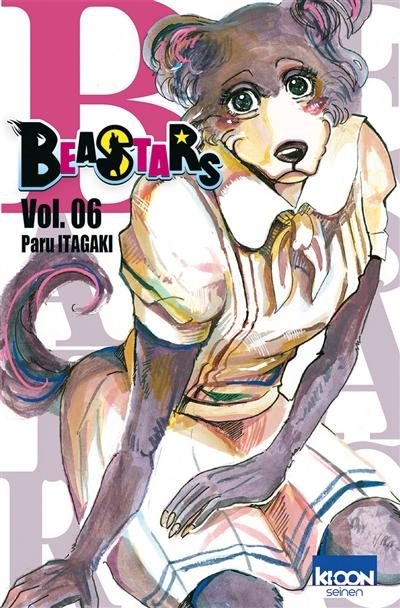 Beastars. 6 | Itagaki, Paru. Auteur