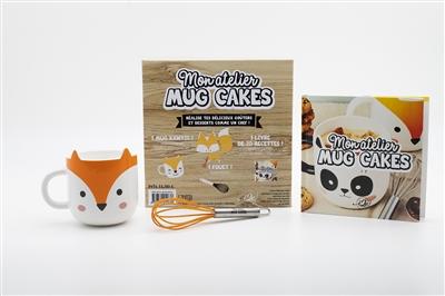 Mon atelier mug cakes : fox