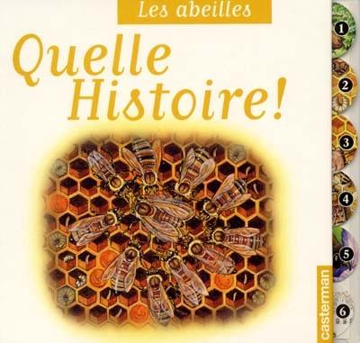 Les abeilles | Albouy, Vincent, auteur