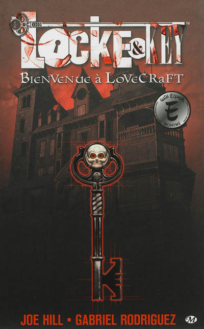 Bienvenue à Lovecraft. 1 / scénario, Joe Hill | Hill, Joe (1972-....). Auteur