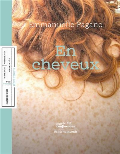 En cheveux   Pagano, Emmanuelle. Auteur