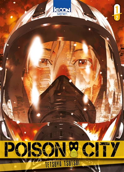 Poison city / Tetsuya Tsutsui   Tsutsui, Tetsuya. Auteur