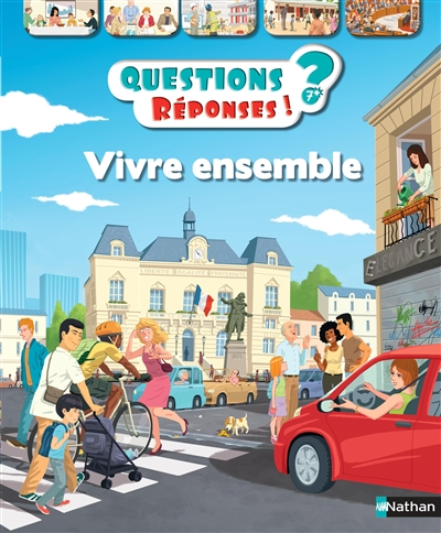 Vivre ensemble | Vermot-Desroches, Jean-Emmanuel. Illustrateur
