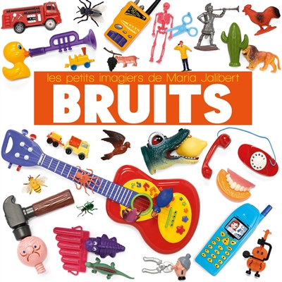 Bruits | Jalibert, Maria (1970-....). Auteur