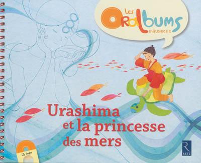 Urashima et la princesse des mers | Le Roy, Virginie. Adaptateur