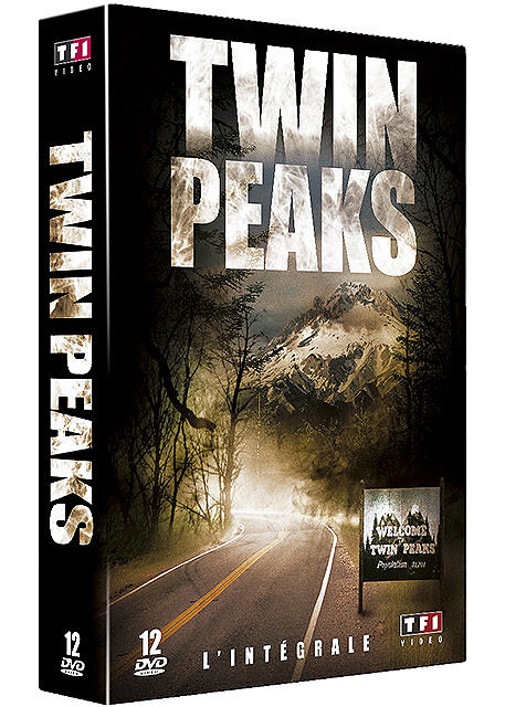 Couverture de : Twin Peaks v.1, Pilote + saison 1