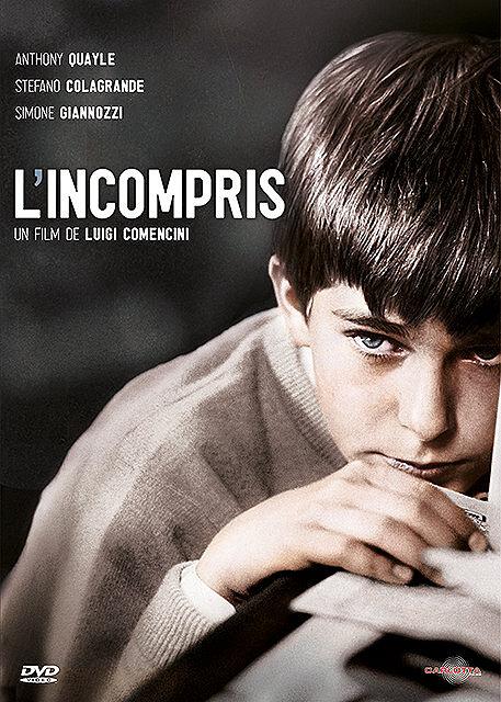 L' incompris = Incompreso | Comencini, Luigi (1916-2007). Réalisateur