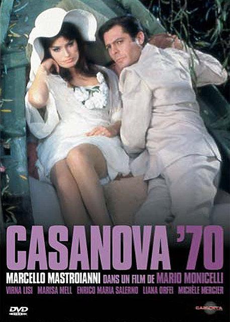 Casanova '70 / Un film de Mario Monicelli | Monicelli, Mario (1915-2010). Metteur en scène ou réalisateur. Scénariste