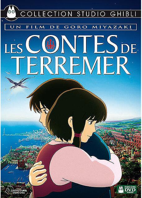 Les contes de Terremer / Goro Miyazaki, réal., scénario   Miyazaki, Goro. Metteur en scène ou réalisateur