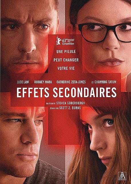 Effets secondaires = Side Effetcs / Steven Soderbergh, réal. | Soderbergh, Steven (1963-....). Réalisateur