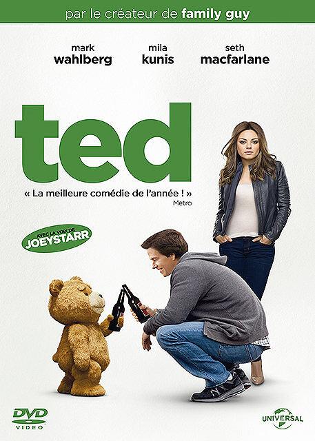 Ted / Seth Macfarlane, réal. | Macfarlane, Seth. Réalisateur. Scénariste