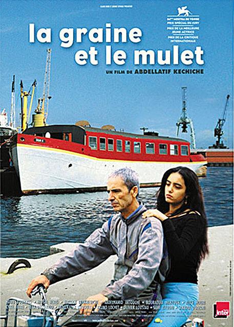 La graine et le mulet / Abdellatif Kechiche, réal. | Kechiche, Abdellatif. Réalisateur. Scénariste. Dialoguiste
