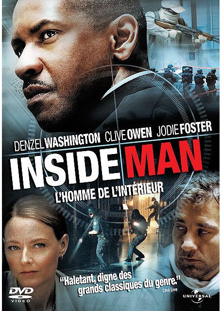 Inside Man / un film de Spike Lee | Lee, Spike. Metteur en scène ou réalisateur
