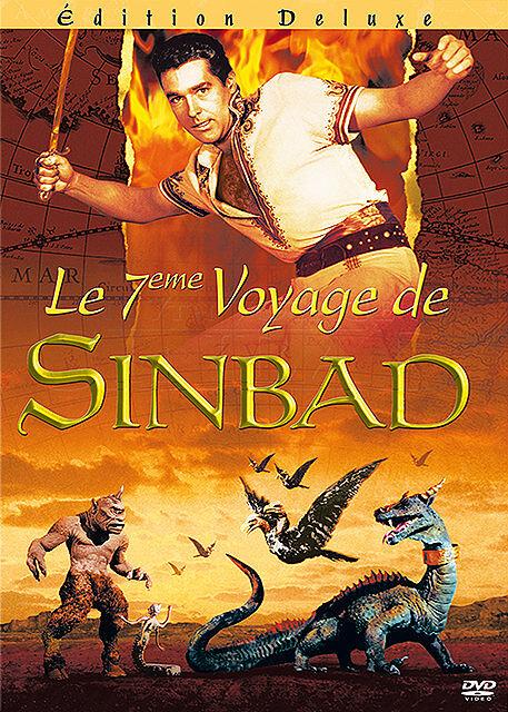 Le 7ème Voyage de Sinbad / Un film de Nathan Juran | Juran, Nathan. Monteur